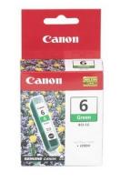 Картридж оригинальный зеленый (green) Canon BCI-6G, объем 13 мл.