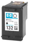 Картридж оригинальный (блистер) HP C9362HE (№132) Black, ресурс 220 стр.