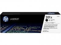 Картридж оригинальный черный (увеличенного объема) HP 201X Black (CF 400X)