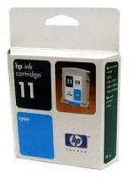 Картридж оригинальный голубой (cyan) HP C4836AE (№ 11), емкость 28 мл.