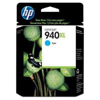 Картридж оригинальный (повышенной емкости) голубой  (cyan) HP C4907A (№940XL), ресурс 1400 стр.