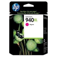 Картридж оригинальный (повышенной емкости) пурпурный (magenta) HP C4908A  (№940XL), ресурс 1400 стр.