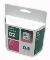 Картридж оригинальный пурпурный (magenta) HP C4912A (№82), емкость 69 мл.