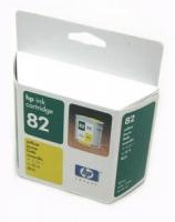 Картридж оригинальный желтый (yellow) HP C4913A (№82), емкость 69 мл.