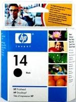Печатающая головка оригинальная черная (black printhead) HP C4920AE (№14), ресурс 16 000 стр.