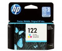 Картридж оригинальный цветной HP CH562HE (№122) Color, ресурс 100 стр.