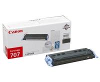 Картридж оригинальный черный (black) Canon Cartridge 707, ресурс 2500 стр.