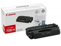 Картридж оригинальный Canon Cartridge 708 H (повышенной емкости), ресурс 6000 стр.
