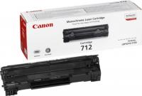 Картридж оригинальный Canon Cartridge 712, ресурс 1500 стр.