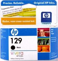 Картридж оригинальный черный (black) HP C9364HE (№129), ресурс 400 стр.