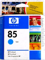 Печатающая головка оригинальная голубая (cyan printhead) HP C9420A (№85)