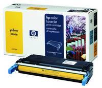 Картридж оригинальный желтый (yellow) HP C9732A №645, ресурс 12 000 стр.