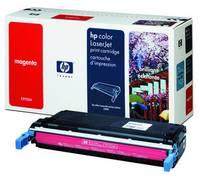 Картридж оригинальный пурпурный (magenta) HP C9732A №645, ресурс 12 000 стр.