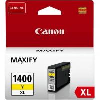 Картридж оригинальный Canon PGI-1400 XL Yellow