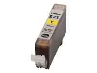 Картридж оригинальный (в технологической упаковке) Canon CLI-521Y Yellow