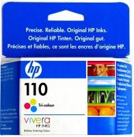 Картридж оригинальный цветной HP CB304AE (№110) Color, емкость 5 мл.