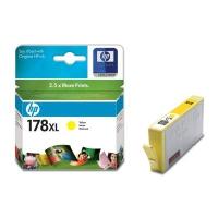 Картридж оригинальный (увеличенного объема) желтый (yellow) HP CB325HE №178XL ,  ресурс 750 стр.