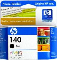 Картридж оригинальный черный HP CB335HE №140 Black, ресурс 200 стр.
