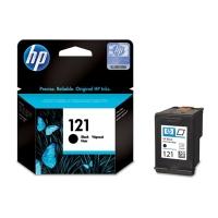 Картридж оригинальный черный (black) HP №121 CC640HE, ресурс 200 стр.