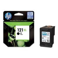 Картридж оригинальный (увеличенного объема) черный (black) HP №121XL CC641HE, ресурс 600 стр.
