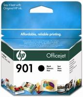 Картридж оригинальный черный (black) HP №901 CC653AE, ресурс 200 стр.