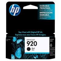 Картридж оригинальный черный (black) HP CD971AE (№920), объем 10 мл.