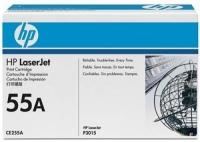 Картридж оригинальный HP CE255A, ресурс 6000 стр.