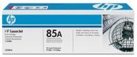 Картридж оригинальный HP CE285A ( 85А / 85А), ресурс 1600 стр.