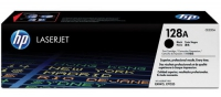 Картридж оригинальный черный (black) HP CE320A (128A / 128А), ресурс 2000 стр.