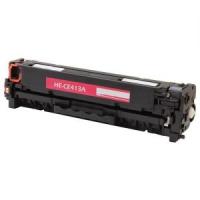 Картридж оригинальный пурпурный (magenta) HP CE413A (305A / 305А), ресурс 2600 стр.