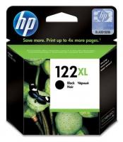 Картридж оригинальный черный HP CH563HE (№122XL) Black, ресурс 480 стр.