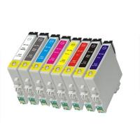 Комплект картриджей оригинальный (в технологической упаковке) Epson T0540 / 549 (Bl, C, M, Y, R, Mbk)