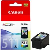 Картридж Canon цветной CL-511.