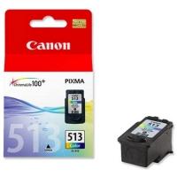 Картридж Canon цветной CL-513. Объем 13 мл.