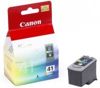 Картридж оригинальный цветной Canon CL-41 Color, объем 12 мл.