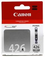 Картридж оригинальный серый (gray) Canon CLI-426GY, ресурс 170 стр.