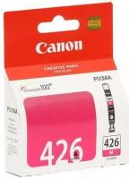 Картридж оригинальный пурпурный (magenta) Canon CLI-426M, ресурс 440 стр.