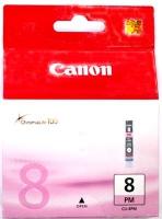 Картридж оригинальный фотографический пурпурный (photo magenta) Canon CLI-8PM, ресурс 490 стр.