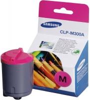 Картридж оригинальный пурпурный (magenta) Samsung CLP-M300A, ресурс 1000 стр.