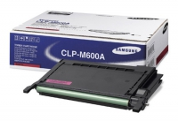 Картридж оригинальный пурпурный (magenta) Samsung CLP-M600A, ресурс 4000 стр.