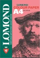Lomond  A4  80g/m, 500 лист. Цветная medium ''розовый''