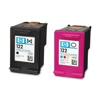 Комбинированная упаковка оригинальная (в технологической упаковке) HP CR340HE (CH561HE+CH562HE Black и Color)