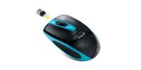 Оптическая беспроводная мышь Genius DX-7000X Black-Blue USB