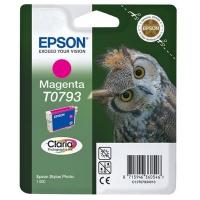 Картридж оригинальный (блистер) пурпурный (magenta) Epson T0793 / C13T07934010