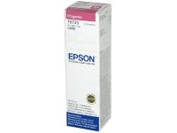 Контейнер оригинальный (блистер) с пурпурными чернилами (magenta) Epson C13T67334A / T6733, объем 70 мл.
