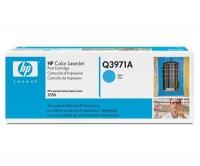 Картридж оригинальный голубой (cyan) HP Q3971A, ресурс 2000 стр.