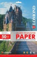 Lomond 0807320  трансферная бумага для лазерной печати A3, 50 л. (св.ткань)