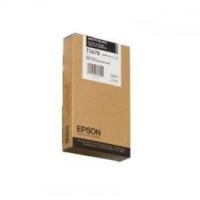 Картридж оригинальный черный матовый (matte black) Epson T5678, объем 220 мл.