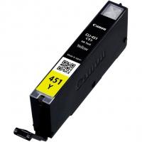 Картридж оригинальный (блистер) Canon CLI-451Y Yellow