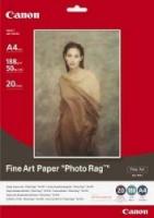 Бумага Canon FA-PR1 (0587B006) (Fine Art Paper Photo Rag) для художественной печати A4, 188 г/м2, 20 л.